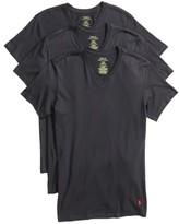 Polo Ralph Lauren Men's 3-Pack Trim Fit T-Shirt