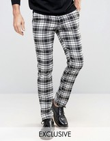 Vintage Plaid Pants Mens - ShopStyle