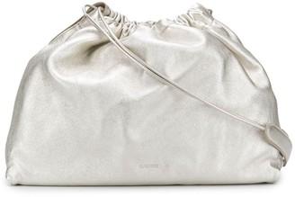 Jil Sander Metallic Shoulder Bag