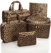 Animal-Print Small Overnight Case