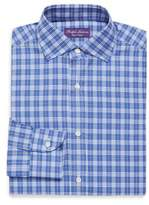 Ralph Lauren Purple Label Check Cotton Dress Shirt