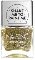 Nails Inc New Globe Walk Snow Globe Nail Polish/0.47 oz.