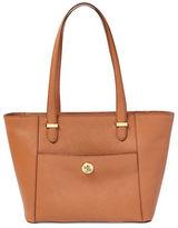 Lauren Ralph Lauren Charleston Leather Shopper Bag