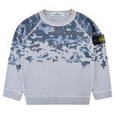 Stone Island Infant Boys Pixel Sweatshirt