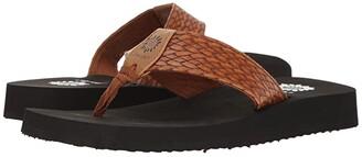 Yellow Box Flax (Tan) Women's Sandals