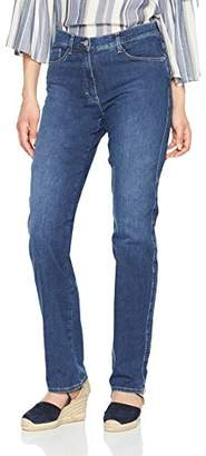 Brax Women's Carola Brilliant 78-6107 Straight Jeans, (Slightly Used Regular Blue 26), 31W x 32L