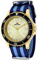 Seapro SP5315NBL Men's Tideway Blue & Navy Nylon Watch