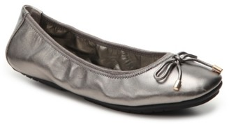 Me Too Halle Metallic Ballet Flat