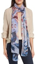 Nordstrom Women's Rainforest Beauty Silk Scarf