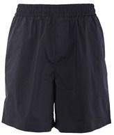 Scotch & Soda Men's Blue Cotton Shorts.