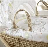 Clair De Lune Sleep Tight Palm Moses Basket