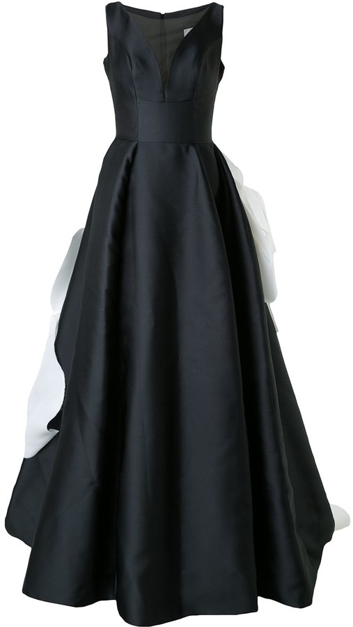 Isabel Sanchis Dramatic Ball Gown