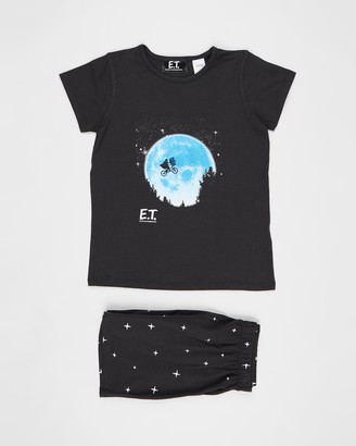 Cotton On Hudson Short Sleeve Pyjama Set - Kids-Teens