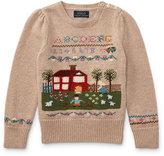 Ralph Lauren Schoolhouse Cotton Sweater