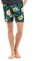 Scotch & Soda Printed Swim Trunks