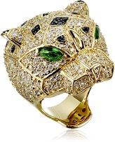 Noir Panther Ring, Ring 7