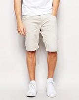 Wrangler Colton Shorts In Eggshell