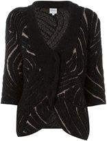 Armani Collezioni knitted jacket