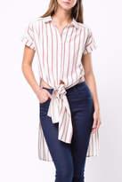 Movint Long Striped Shirt