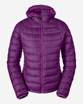 Eddie Bauer Women's Downlight StormDown Hooded Jacket