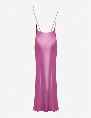 Bec & Bridge Lucie crepe maxi dress