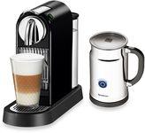Nespresso Citiz & Milk Espresso Maker and Aeroccino Plus Bundles