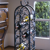 Napa Home & Garden Wine country inspirations Middleton 12 Bottle Floor Wine Rack