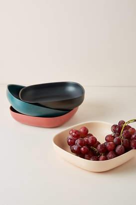Ekobo Bamboo Melamine Bowls, Set of 4