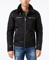 GUESS Jenson Faux-Shearling Jacket