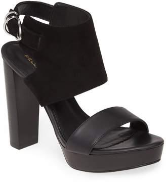 Pelle Moda Parker Platform Shield Slingback Sandal