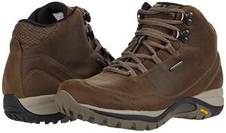 Merrell Siren Traveller 3 Mid Waterproof (Brindle/Boulder) Women's Shoes