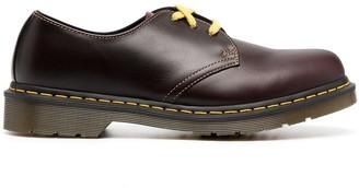 Dr. Martens Signature-Stitching Lace-Up Shoes