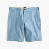 "J.Crew 10.5"" short in Irish herringbone linen"