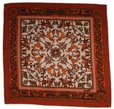 Hermes Early America Cashmere & Silk-Blend Shawl