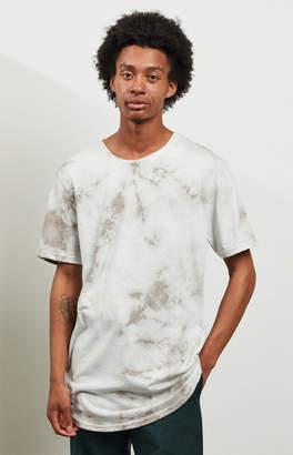 Pacsun PacSun Crystal Wash Scallop T-Shirt
