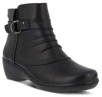 Spring Step Oded Wedge Bootie