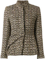 Lanvin tweed fitted jacket