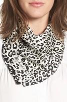 Marc Jacobs Women's Leopard Print Silk Scarf