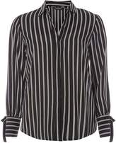 Dorothy Perkins Black Stripe Nicole Shirt