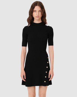 Maje Women's Dresses - Rosea Dress - Size One Size, 36 at The Iconic