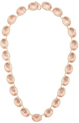 Larkspur & Hawk Lily Fawn Riviere necklace
