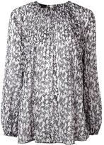Giambattista Valli printed blouse - women - Silk - 48