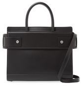 Givenchy Horizon Leather Satchel