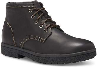 Eastland Men's Casual boots BLACK - Black Goldsmith Leather Boot - Men