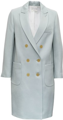 Forte Forte Brina Double-breasted Coat