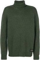 Stella McCartney funnel neck jumper - men - Cashmere/Wool - S