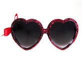 Swarovski MARIALIA Ruby Red Heart Sunnies