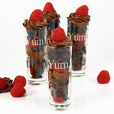 """Cathy's Concepts Cathys concepts Yum!"""" 4-pc. Dessert Shooter Set"""