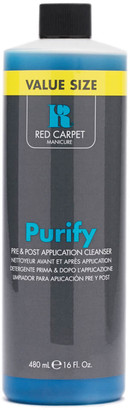 Red Carpet Manicure Purify Gel Polish Cleanser 480ml