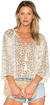 Mes Demoiselles Jarod Top in White. - size 1 (XS/S) (also in )